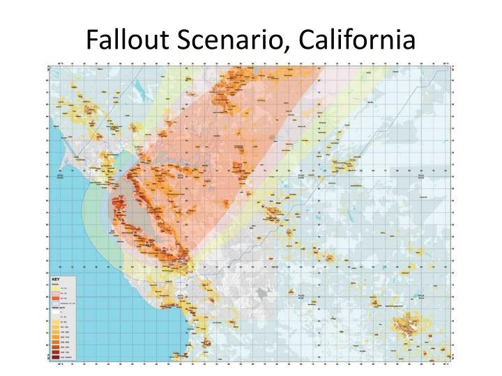Fallout Scenario, California