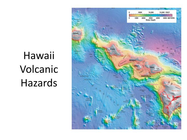 Hawaii Volcanic Hazards