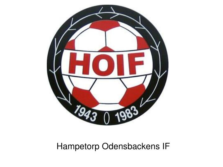 Hampetorp odensbackens if