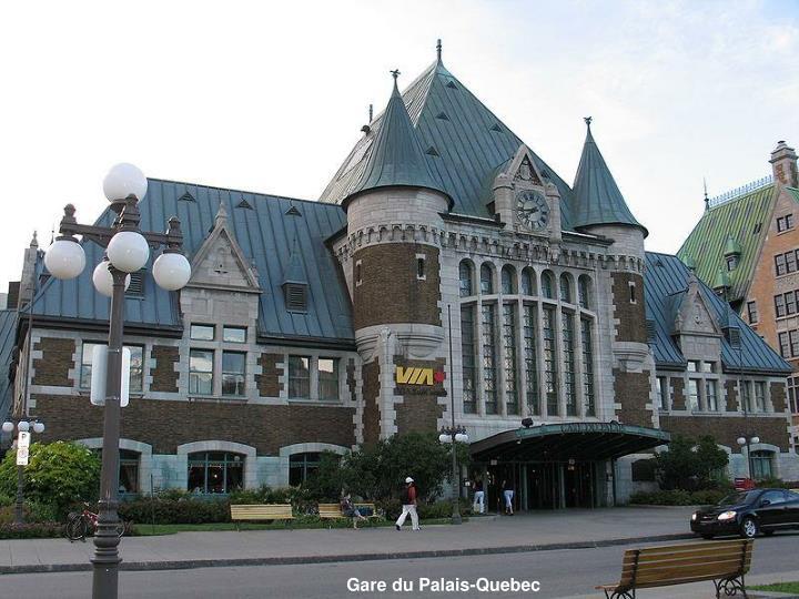 Gare du Palais-Quebec