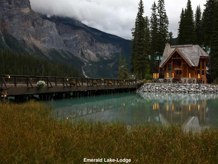 Emerald Lake-Lodge