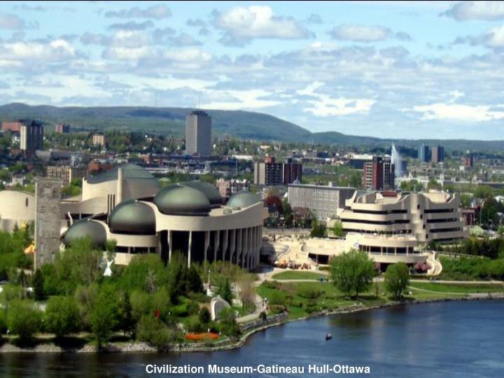 Civilization Museum-Gatineau Hull-Ottawa