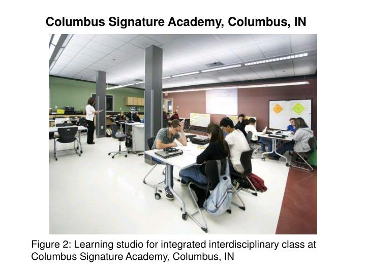 Columbus Signature Academy, Columbus, IN