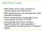 http web traffic