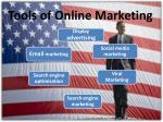 tools of online marketing