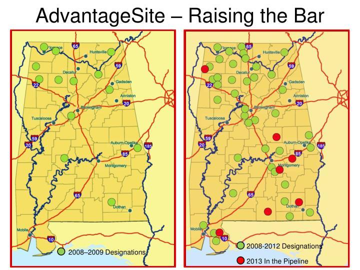 AdvantageSite – Raising the Bar