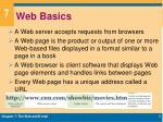 web basics1