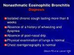 nonasthmatic eosinophilic bronchitis diagnosis