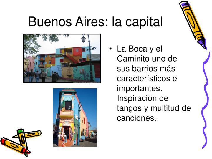 Buenos aires la capital