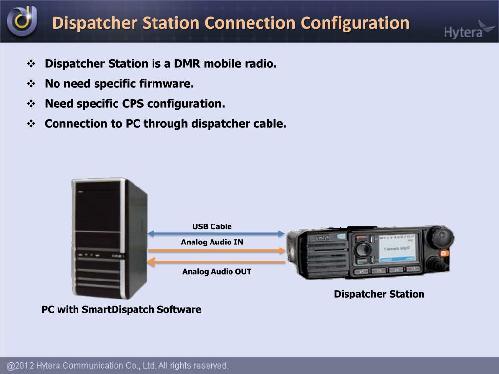 PPT - SmartDispatch 3 0 for Hytera DMR Radio 2012 -09-19