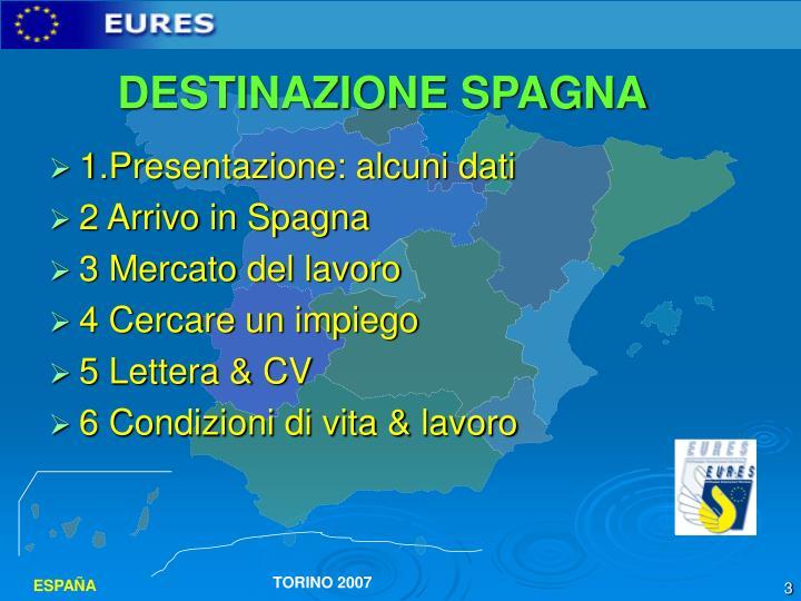 Destinazione spagna1