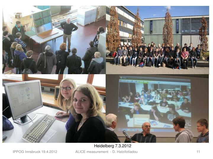 Heidelberg 7.3.2012