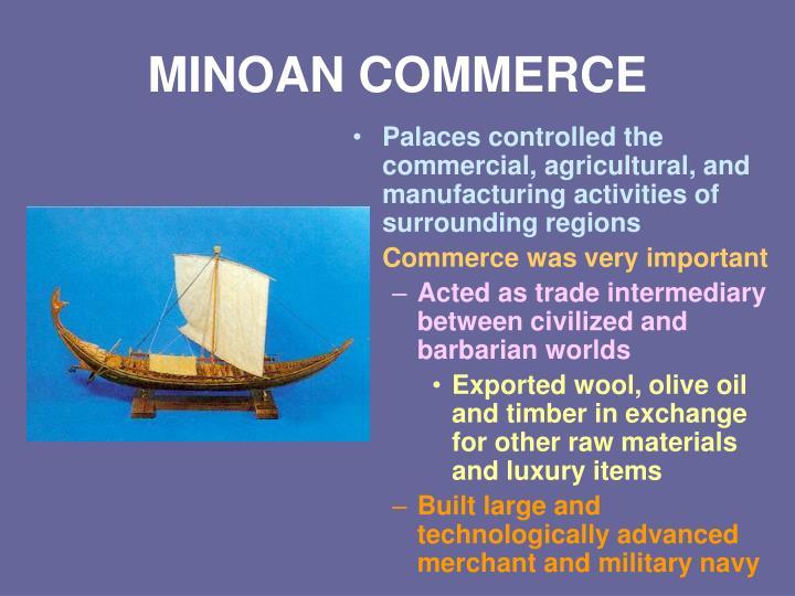 MINOAN COMMERCE
