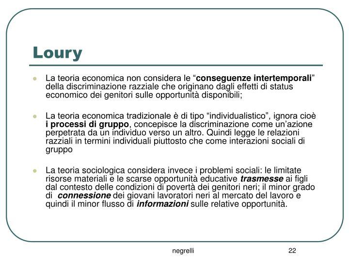 Loury