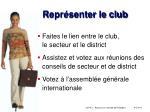 repr s enter le club