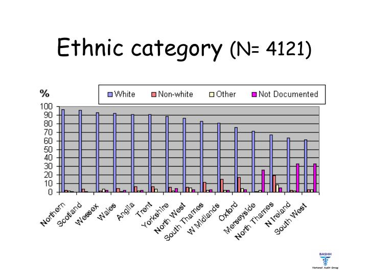 Ethnic category