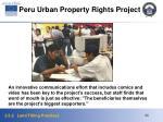 peru urban property rights project2
