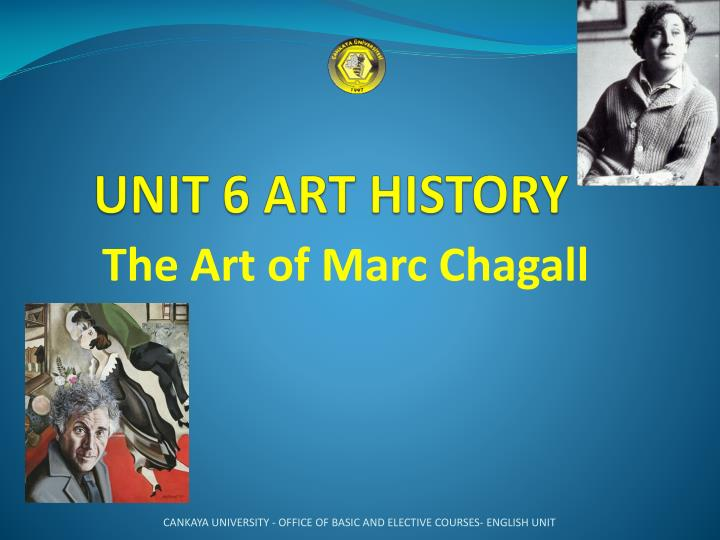 Unit 6 art history