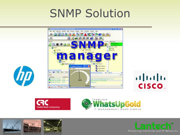 SNMP Solution