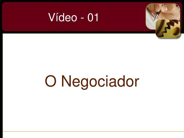 Vídeo - 01