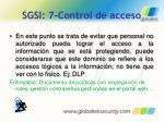 sgsi 7 control de acceso
