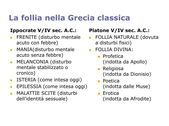 Ippocrate V/IV sec. A.C.: