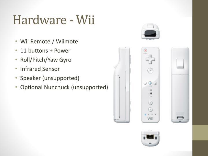 Hardware -