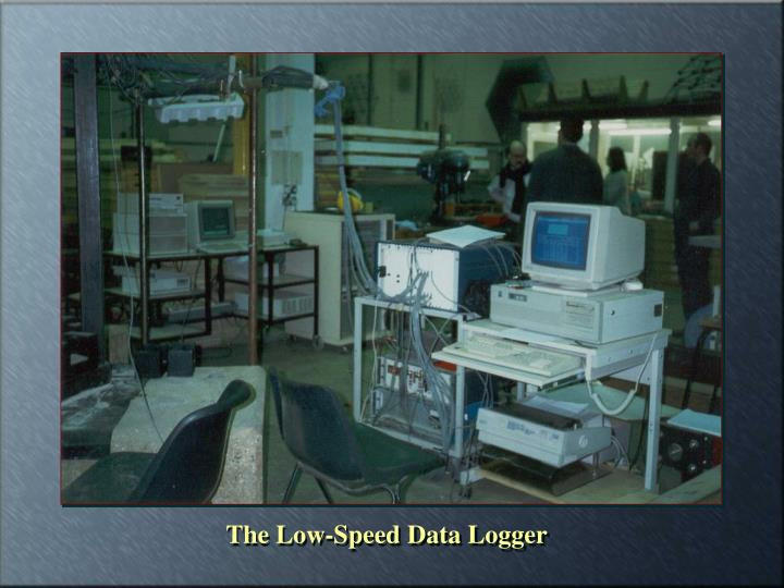 The Low-Speed Data Logger