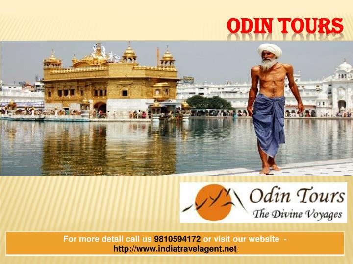 Odin tours