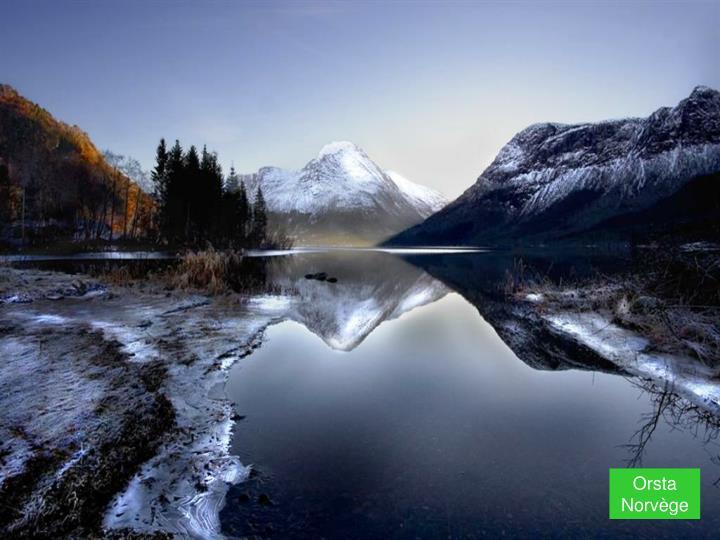 Orsta     Norvège