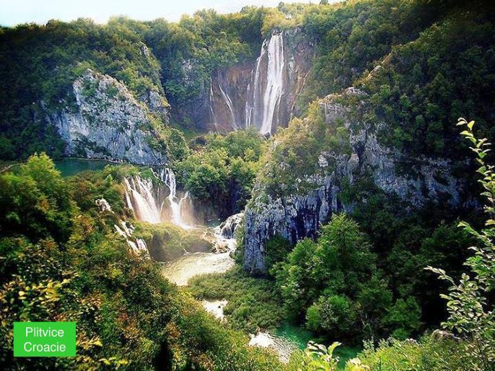 Plitvice   Croacie