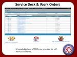 service desk work orders2