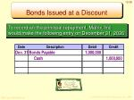 bonds issued at a discount6