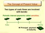 the concept of present value3