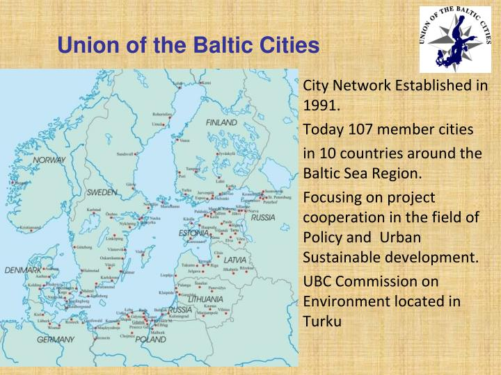 Union of the Baltic Cities