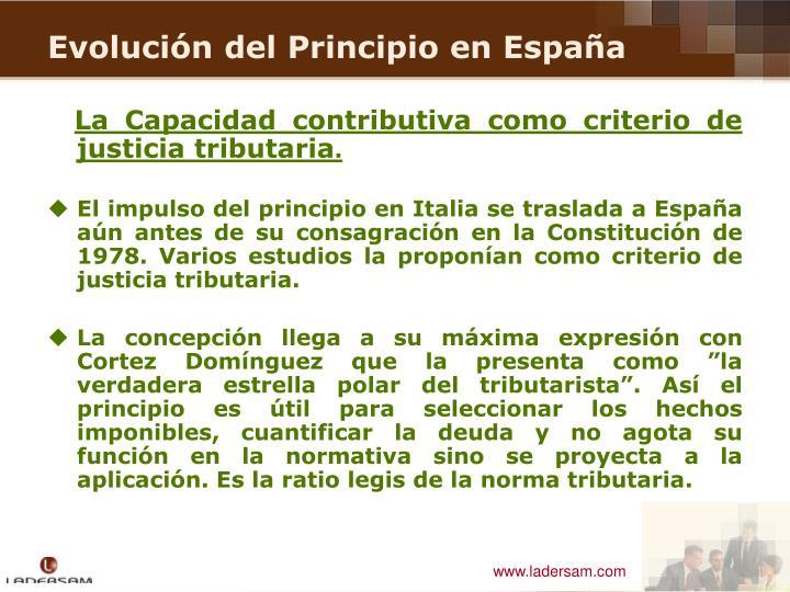 La Capacidad contributiva como criterio de justicia tributaria