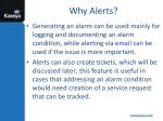 why alerts1