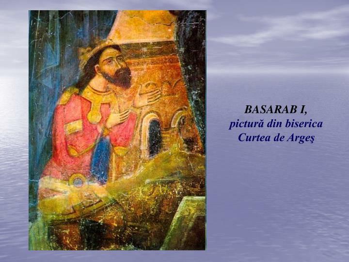 BASARAB I,