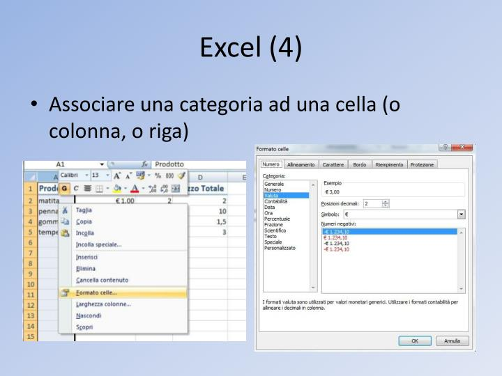Excel (4)