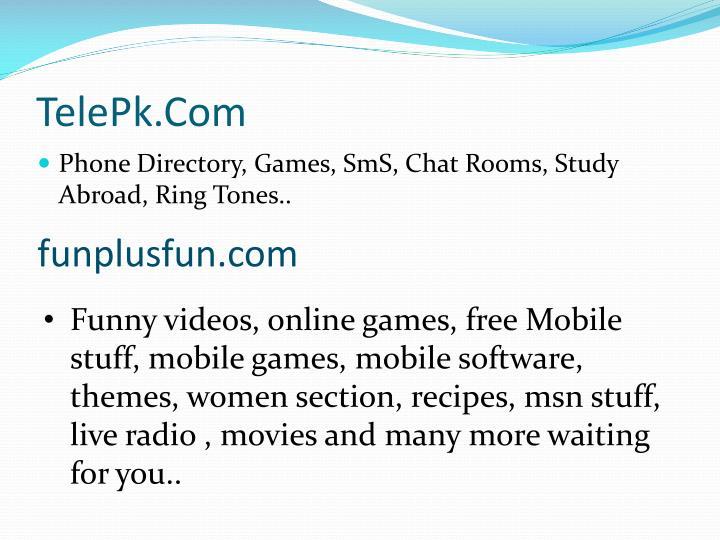 TelePk.Com