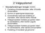2 valgsystemet2