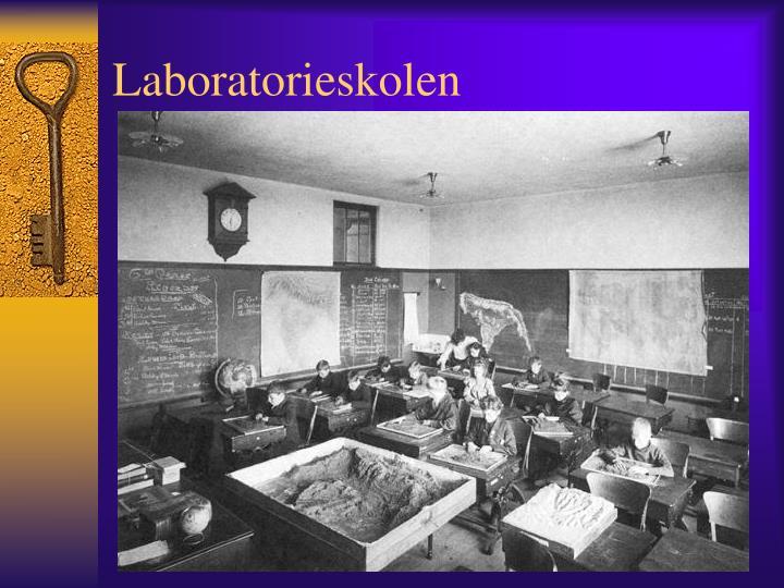 Laboratorieskolen