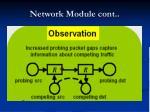 network module cont1