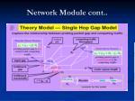 network module cont2