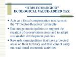 icms ecol gico ecological value added tax1