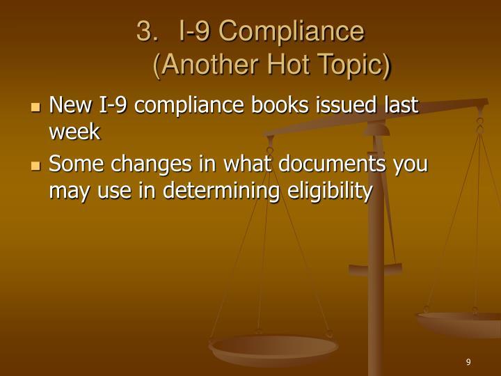 I-9 Compliance