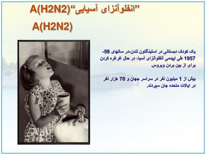 """A(H2N2)"""""""