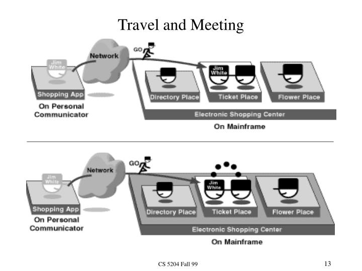 Travel and Meeting