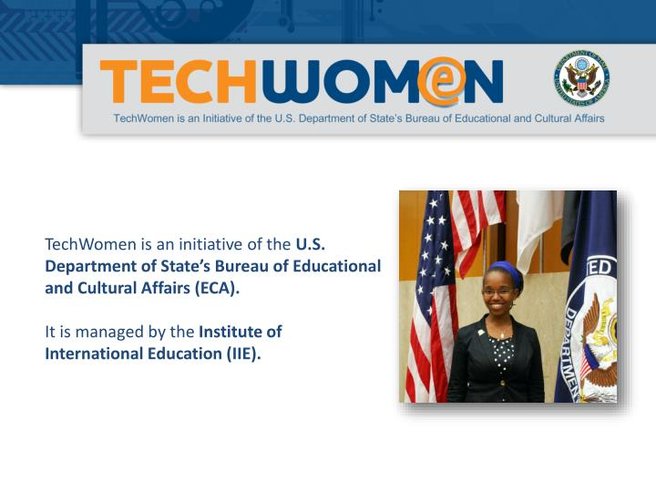 TechWomen