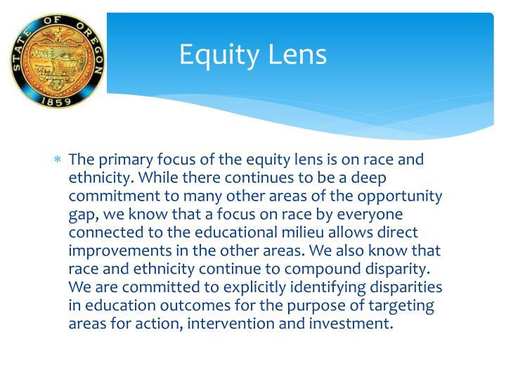 Equity Lens